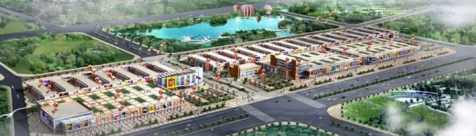 郑东建材家居城已汇聚中原建材行业数千家行业大户和